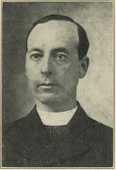 Photograph of Rev. Edward D. Mackey