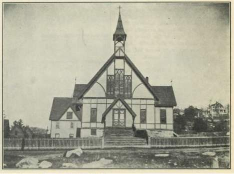 First St. Anne's (Brown Co. Bulletin 6/1929)